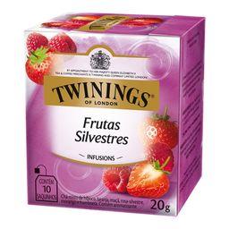Chá Frutas Silvestres Twinings 10 Saquinhos