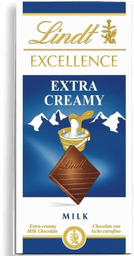 Chocolate Lindt Excellence Ao Leite 100 g