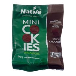 Cookies Chocolate Organico Native 40 g