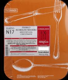 Dueto N17 Frango 410 g