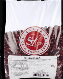 Feijão Santa Luzia Roxão 500 g