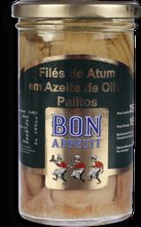 Filé De Atum Bon Appetit Azeite 250 g