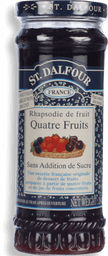 Geleia 4 Frutas S.Dalfour 284 g