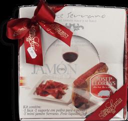 Jamon Mini Kit Josep Llorens Sem Osso