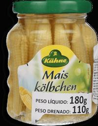 Milho Kuhne Mini Conserva 180 g