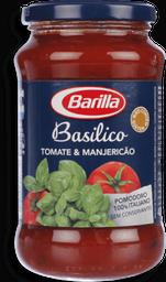 Molho Barilla Basilico 400 g