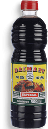 Molho de Soja Shoyu Macrobiótico Daimaru 500 mL