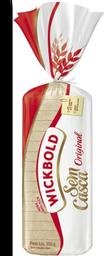 Pão de Forma Wickbold  sem Casca Original 350 g