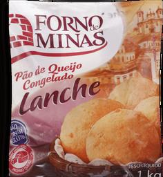 Pão de Queijo Forno de Minas Lanche 1kg