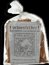 Pão Shoenfelder Misto ocm Gergelim 200 g