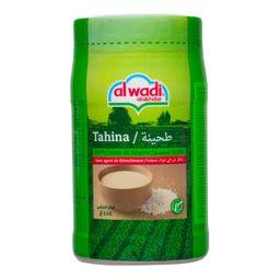 Pasta Tahine Libanês Al wadi 100% Sesame 454 g