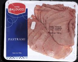 Pastrami Bovino Fatiado Balducci 100 g