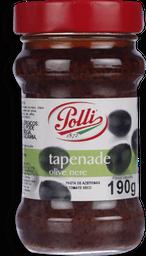 Patê De Azeitona Preta Polli 190 g