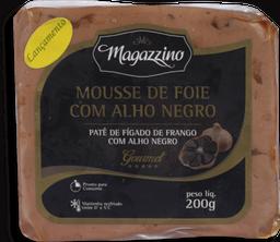 Patê de Fígado de Frango Magaz Alho Negro 200 g