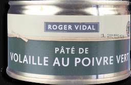 Patê Roger Vidal Aves com Pimenta Verde 125 g