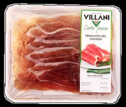 Presunto Villani Cru Fatiado 100 g
