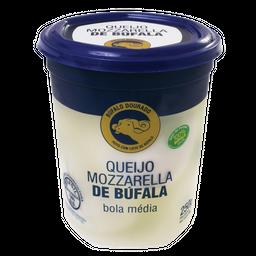 Queijo Bufalo Dourado Mussarela Búfala 250 g