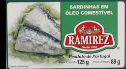 Sardinha Ao Óleo Ramirez 125 g