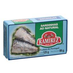 Sardinha Natural Ramirez 125 g