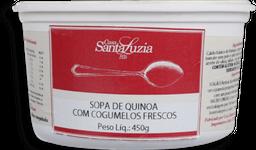 Sopa Quinoa e Cogumelo 450 g