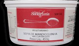 Sopa Sem Sal Mandioquinha 450 g