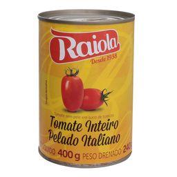 Tomate Raiola Pelado 400 g