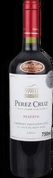Vinho Chileno Tinto Perez Cruz Cabernet Sauvignon Reserv 750 mL