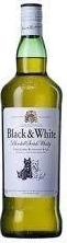 Whisky Black & White 8 Anos 1L