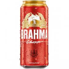 Brahma Latão - 473ml