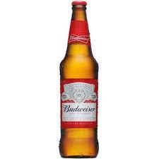 Budweiser 550ml - One Way