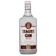 GIN SEAGERS - 1 L