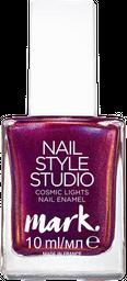 Mark. Nail Style Cosmic Lghts Esmalte Rosa Cintilante