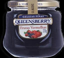 Geleia De Frutas Vermelhas Silvestres Queensberry Vidro 320 g
