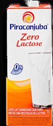 Leite Piracanjuba Semidesnatado Zero Lactose 1 L