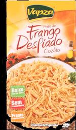 Frango Desfiado Cozido À Vapor Vapza Caixa 400 g