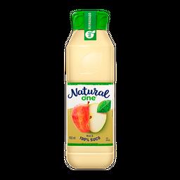Natural One Natural Da Fazenda Suco De Maçã Verde E Vermelha