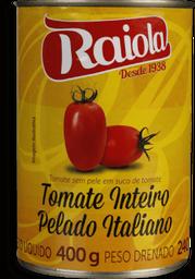 Tomate Pelado Italiano Raiola Lata 400 g