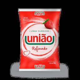 Açúcar Refinado União Pacote 1 Kg