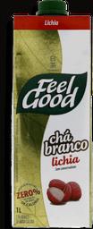 Chá Feel Good Branco Lichia 1 L