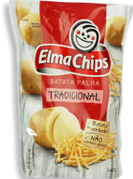 Batata Palha Elma Chips 110 g