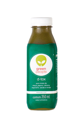 Suco Dtox Greenpeople 350 mL