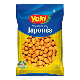 Amendoim Yoki Japonês 150 g