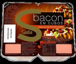 Bacon Sadia Cubos 140 g