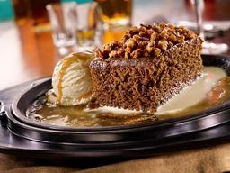 Sizzling Whiskey Cake
