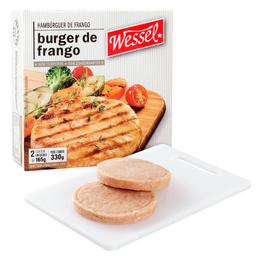 Wessel Hambúrguer de Frango