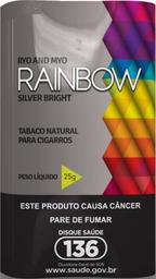 Tabaco Rainbow 25G Prata
