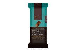Tablete Amargo 52% Cacau - 20g