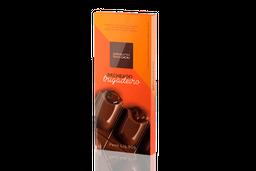 Tablete de Chocolate ao Leite Recheado de Brigadeiro - 90g
