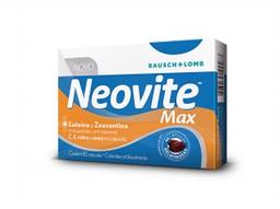 Neovite Max Bausch+Lomb 60 Cápsulas