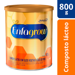 Fórmula Infantil Enfagrow 800 g